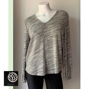 NEW Bobeau marled knit sweater from Nordstrom - Size M